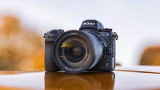 Nikon Z6.