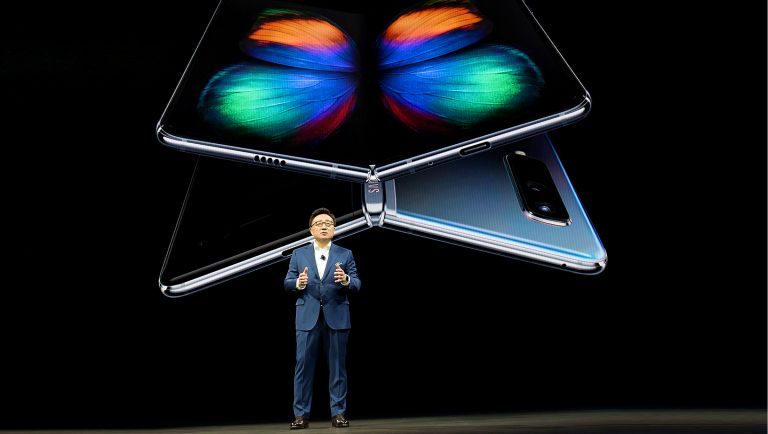 Samsung Galaxy Fold 5G gets U.S. certification