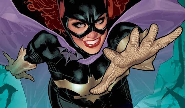Barbara Gordon Batgirl comics