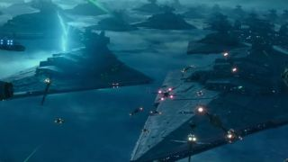 New Star Wars The Rise Of Skywalker Concept Art Reveals A Very Different Star Destroyer Gamesradar