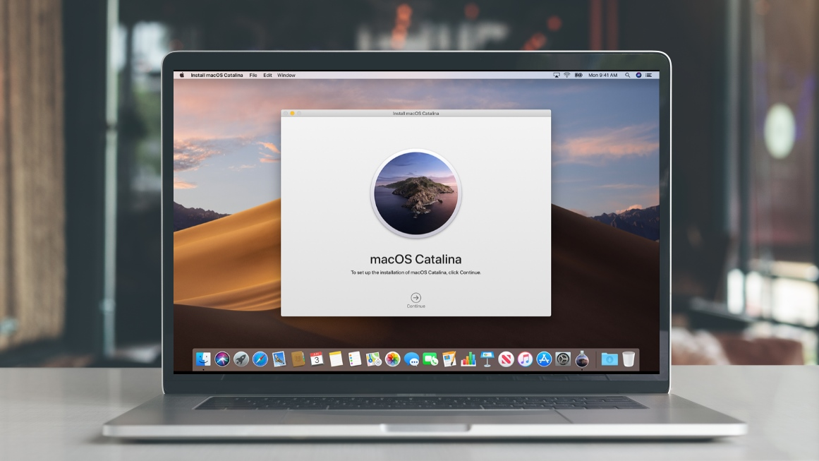 How to download and install the macOS 10 15 Catalina public