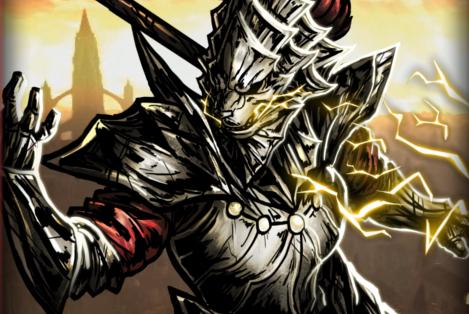 Darkest Dungeon mod adds one of Dark Souls' toughest bosses
