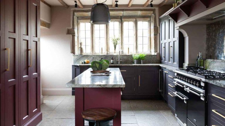 Yorkshire farmhouse kitchen