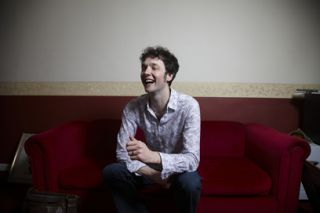 A quick chat with Chris Addison (VIDEO)