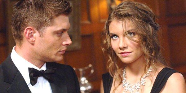 Supernatural Season 3 Lauren Cohan Bela Talbot Jensen Ackles Dean Winchester