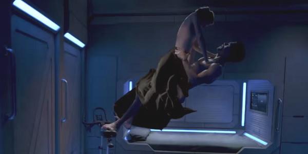 Zero Gravity Sex 82