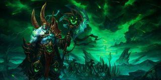 evil stirs World of Warcraft