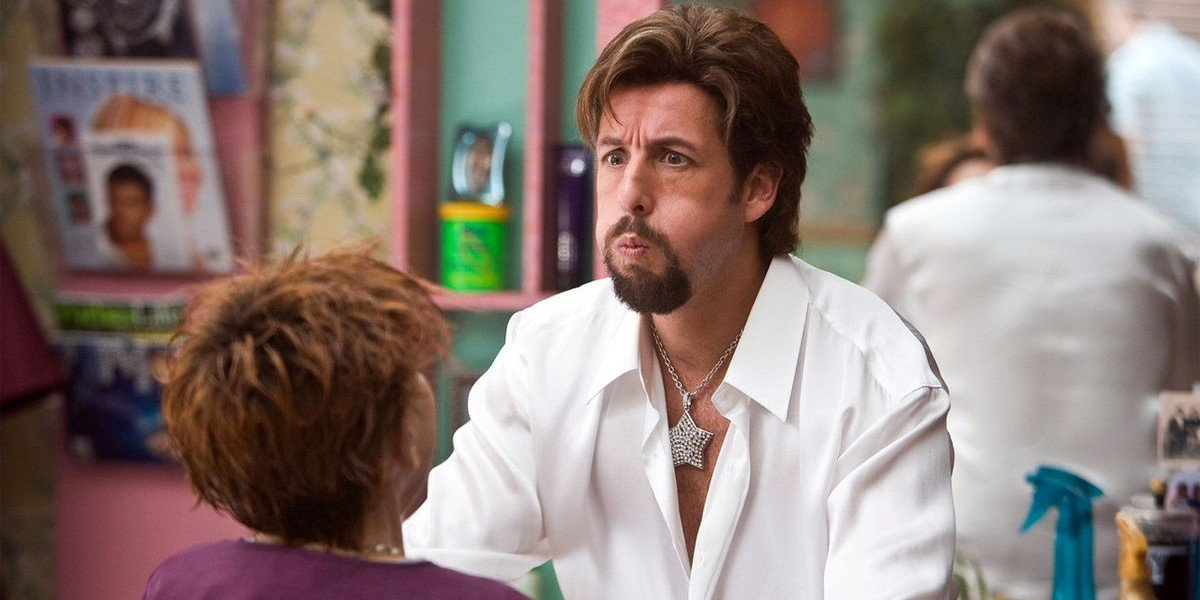 Adam Sandler - You Don't Mess With the Zohan