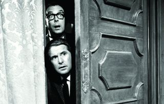 Is there anything about Morecambe and Wise that we don't already know? That's what you may be thinking, but this two-part documentary is so affectionate that it's hard not to be charmed.