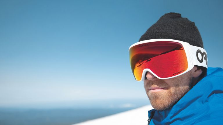 Oakley Flight Tracker ski goggles