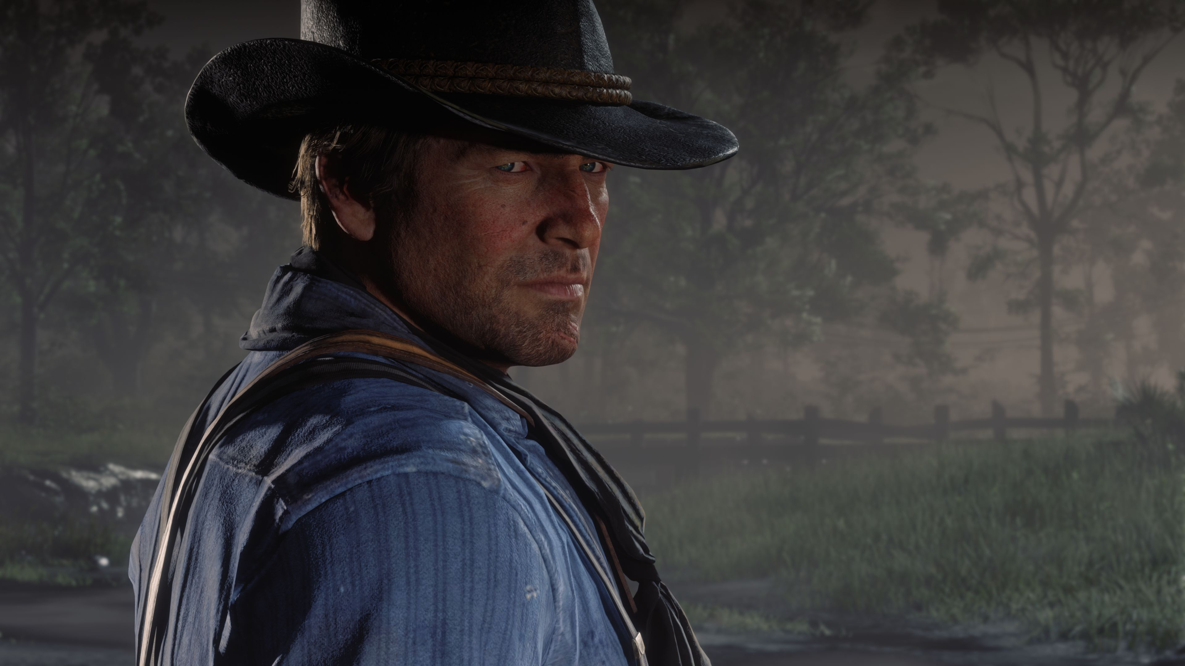 Red Dead Redemption 2 S First Pc Trailer Shows The Beauty Of