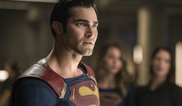 Superman Supergirl Tyler Hoechlin