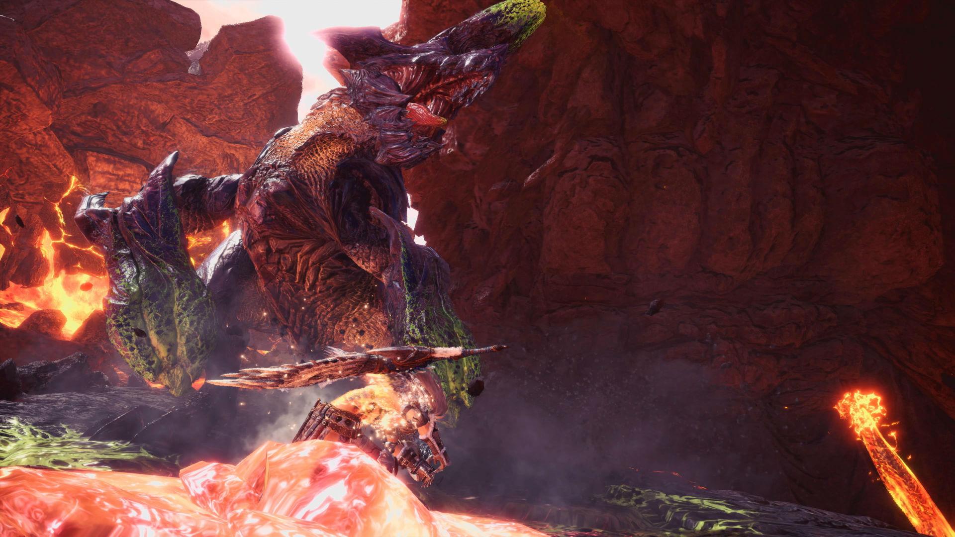 MHW Iceborne monsters list: all new monsters in Monster Hunter World: Iceborne | PC Gamer