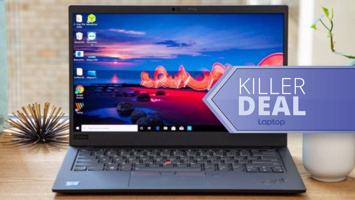 Holy crap! Lenovo ThinkPad X1 Carbon with 10th Gen CPU now $2,000 off