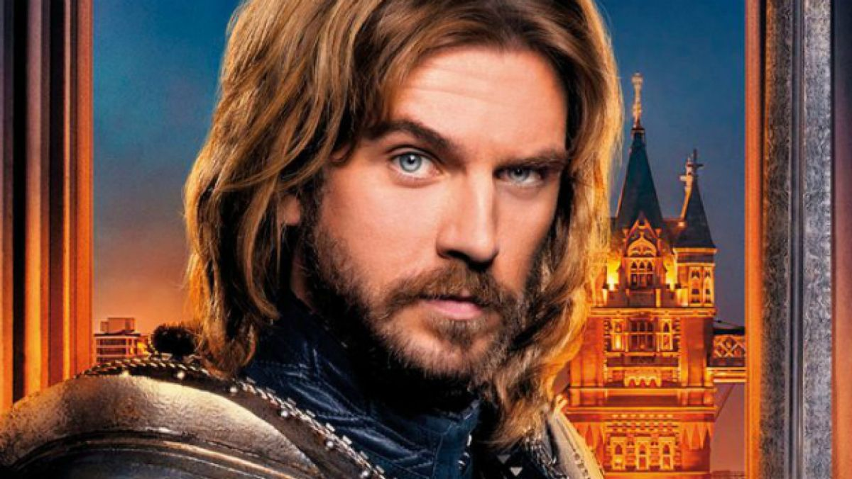 Beauty and the Beast set photos give us our first look at Dan Stevens'  Prince | GamesRadar+