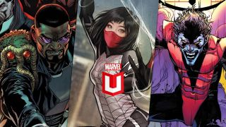Marvel Unlimited July 2021