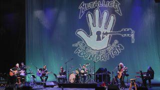 Metallica benefit concert