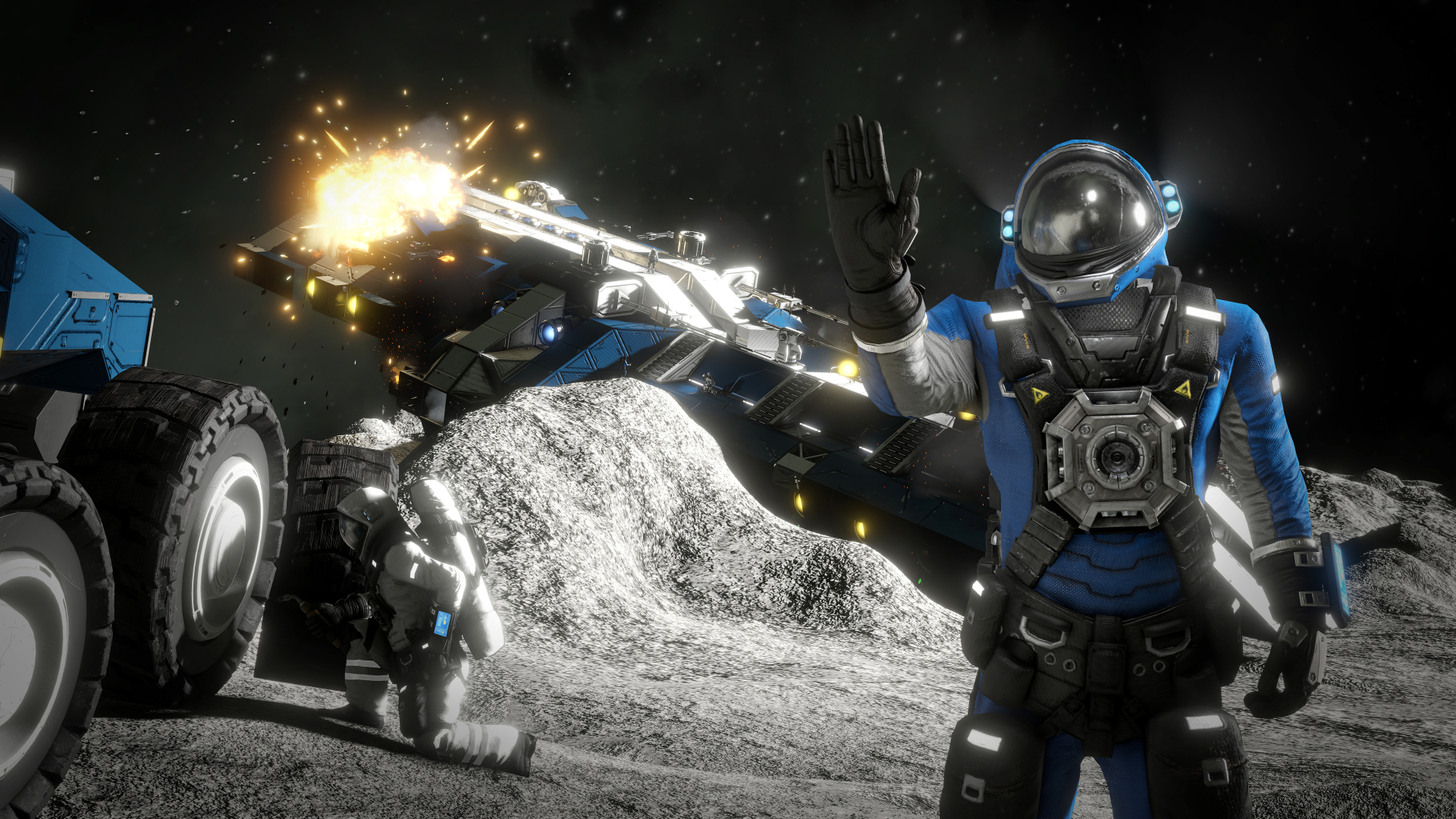 Space Engineers leaves Early Access and is free to play for the next three days | PC Gamer