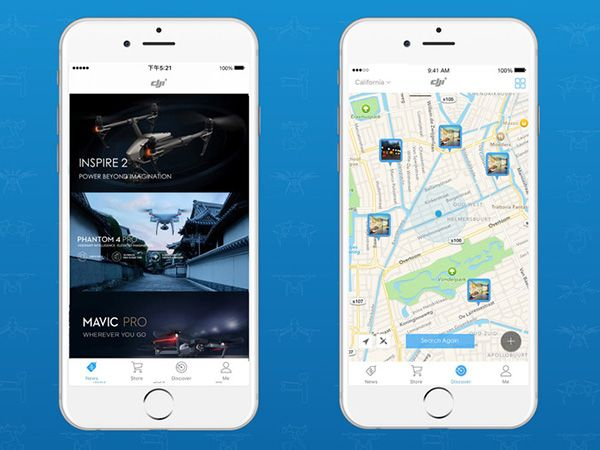 Best Drone Apps - Flight and Photography Apps for Drone