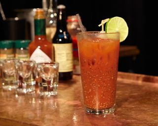 Bloody Moony Cocktail