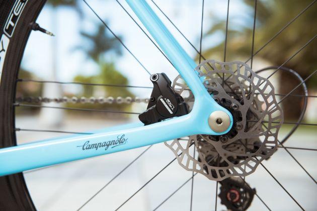 campagnolo disc brake flat mount 2