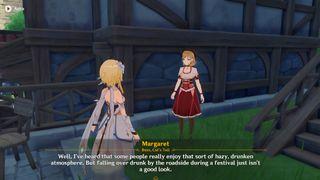 Genshin Impact's Windbrew quest