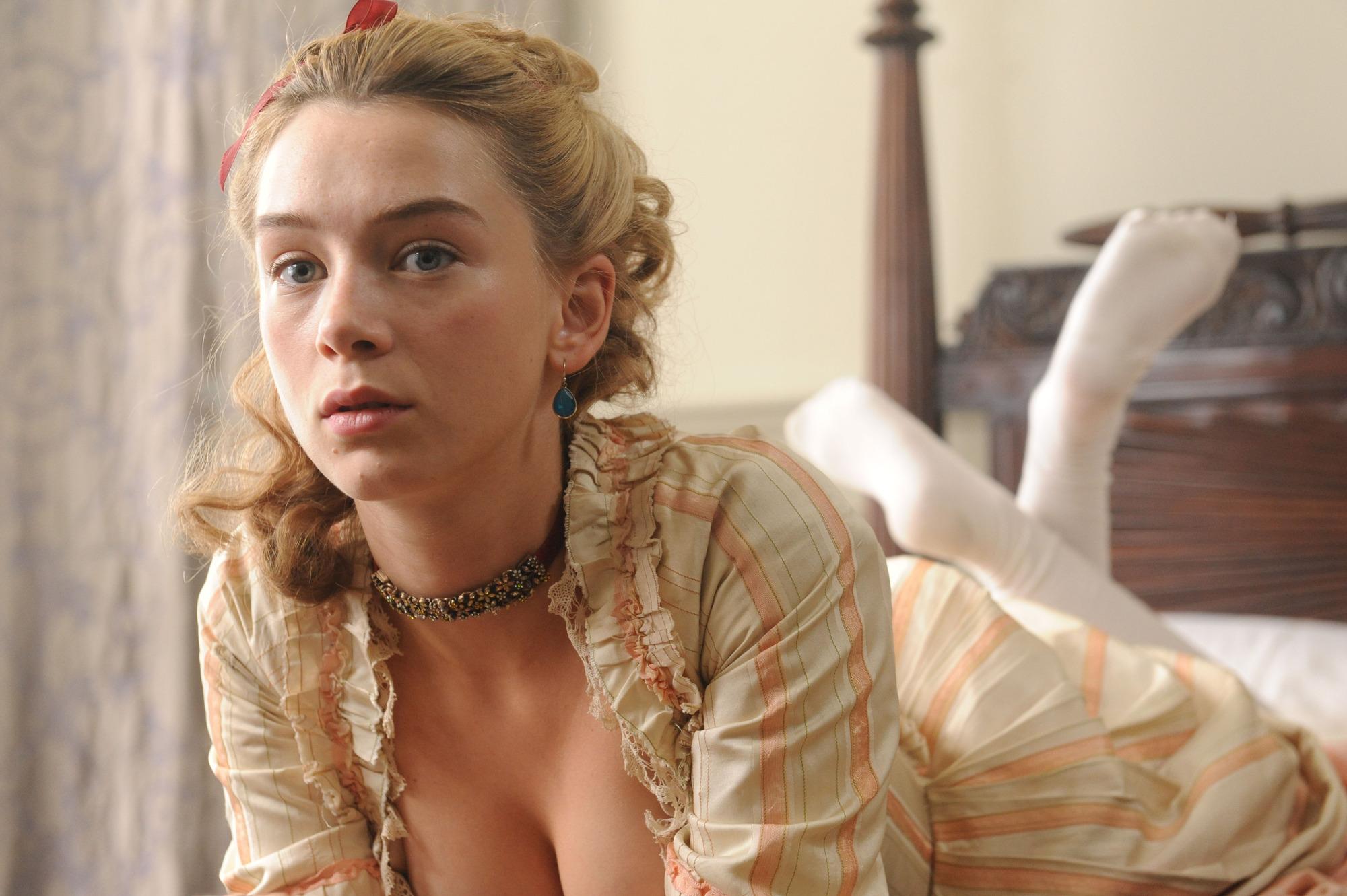 Eloise Smyth como Lucy Wells en Harlots