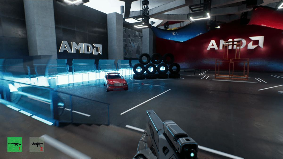 AMD takes shots at Nvidia with expanded FidelityFX toolkit and GPUOpen