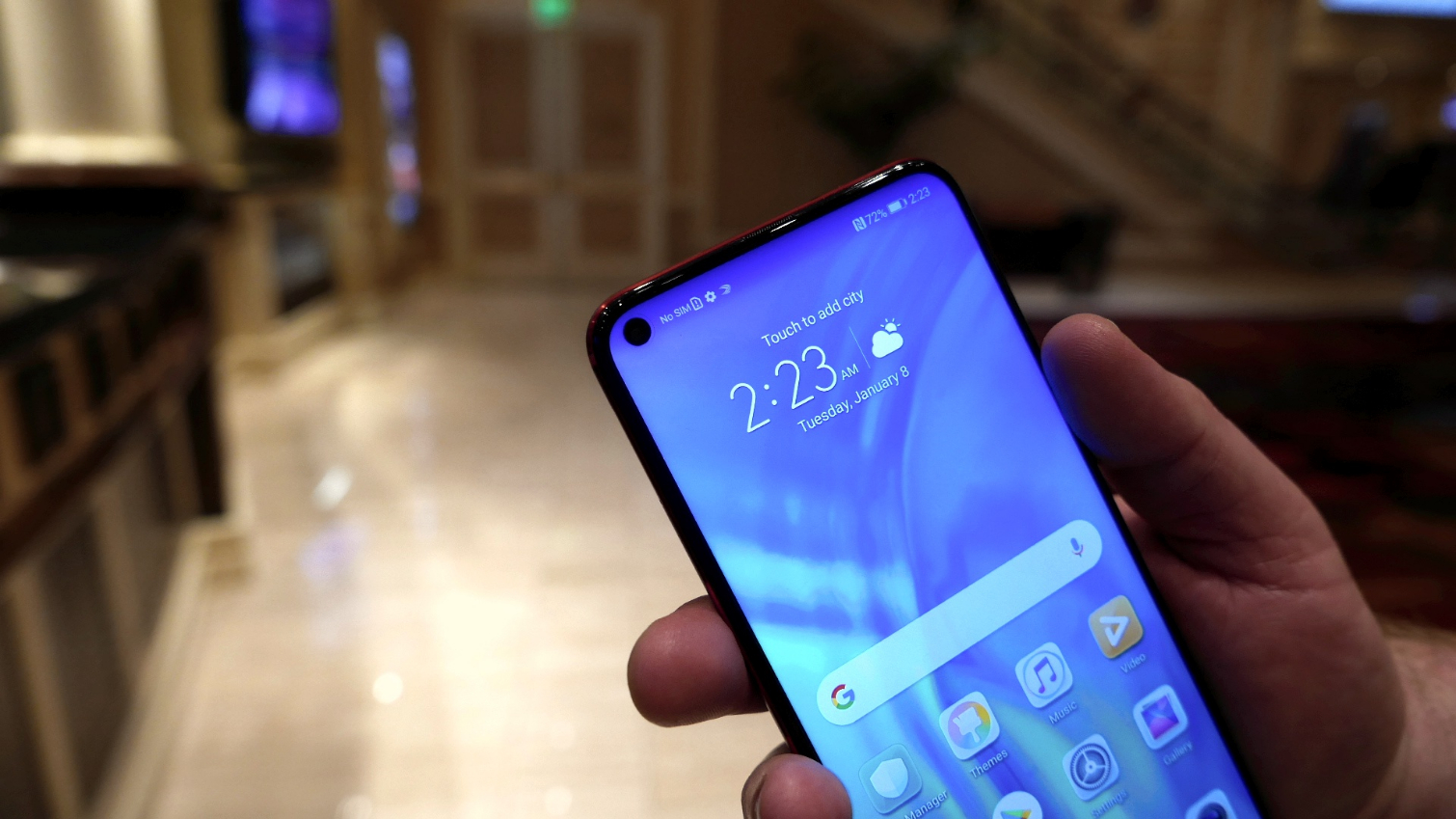 Honor View 20 First Look: The First Post-Notch Flagship Phone