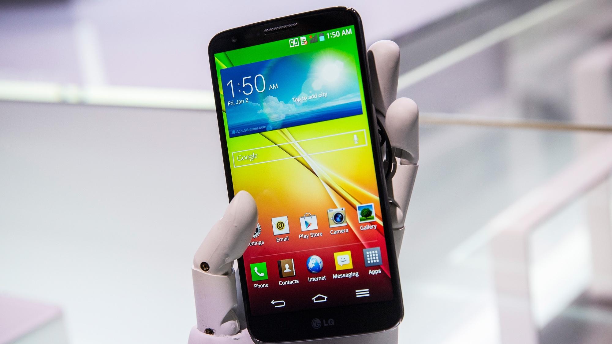 Лучшие и худшие телефоны LG: LG G2