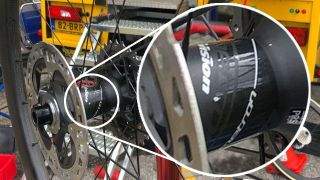 Jumbo Visma Vision wheels