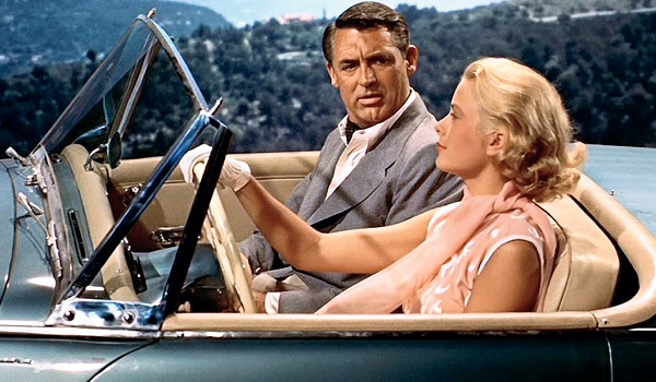 To Catch A Thief Cary Grant Grace Kelly Drive