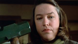 Misery Annie Wilkes Kathy Bates with Sledgehammer