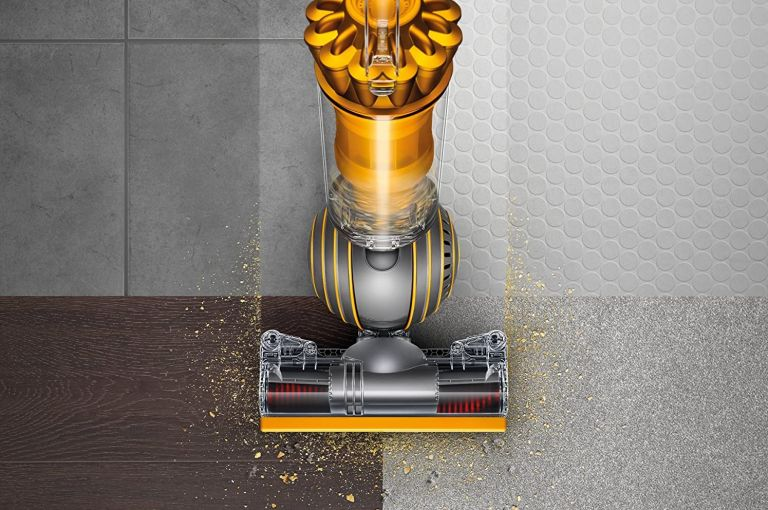 best canister vacuums is the Dyson Ball Multi Floor