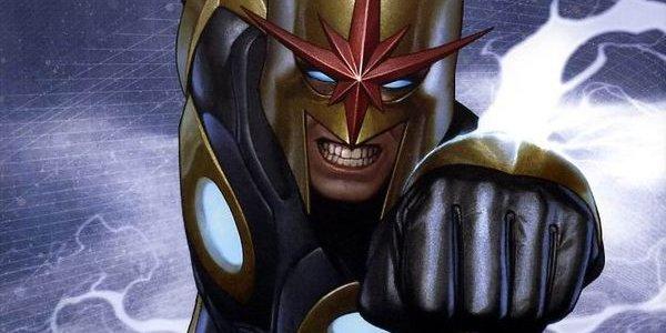 Richard Rider Nova Marvel Comics Annihilation