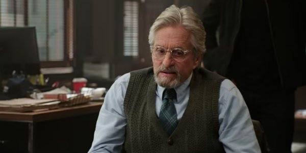 Michael Douglas Ant-Man and The Wasp Hank Pym