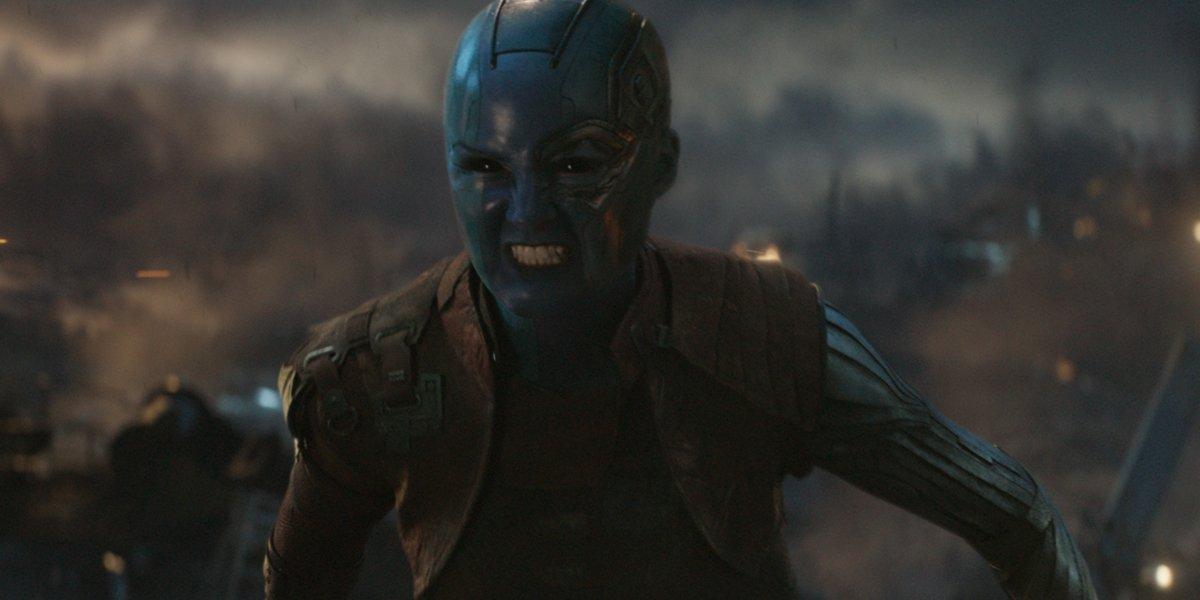 Nebula in Avengers Endgame