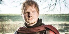 Ed Sheeran's Star Wars: Rise Of Skywalker Role Was Not What Anyone Expected