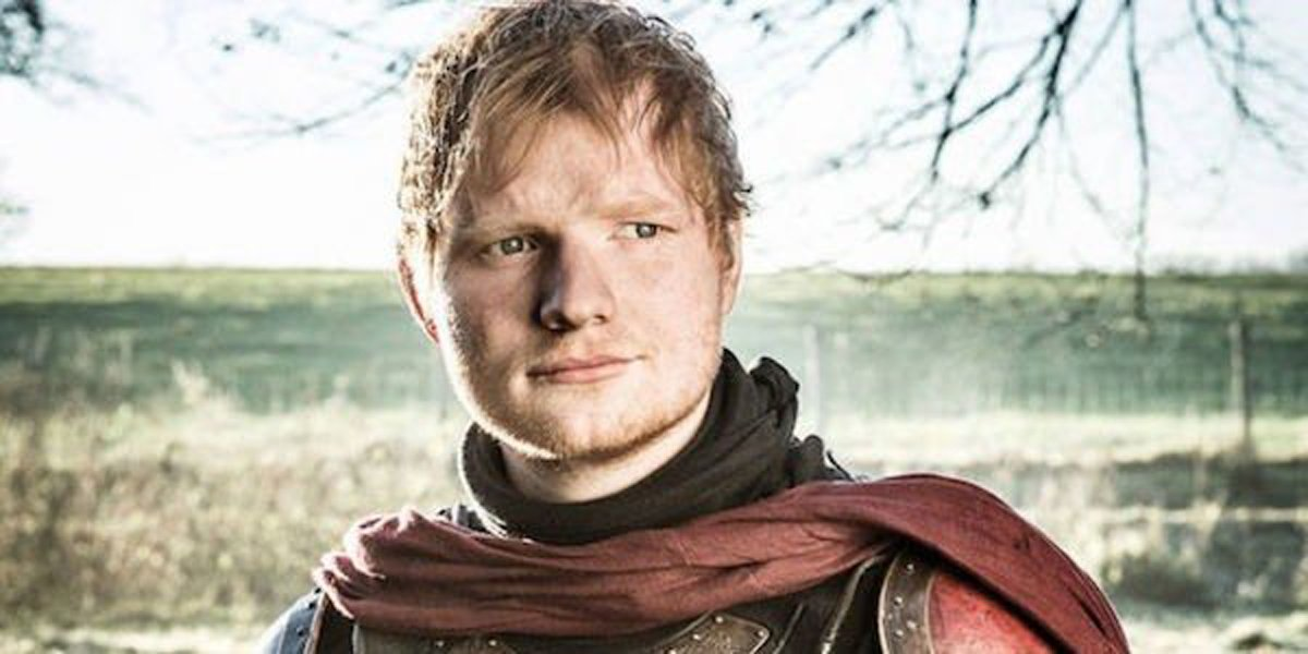 Ed Sheeran's Star Wars: Rise Of Skywalker Role Was Not What Anyone Expected - CINEMABLEND