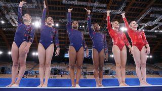 Team USA Olympic gymnastics live stream