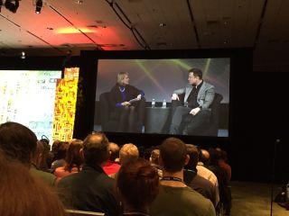 Elon Musk at AGU Conference