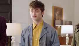 Daniel Radcliffe Deals With Steve Buscemi's God In First Look At New Show Miracle Workers