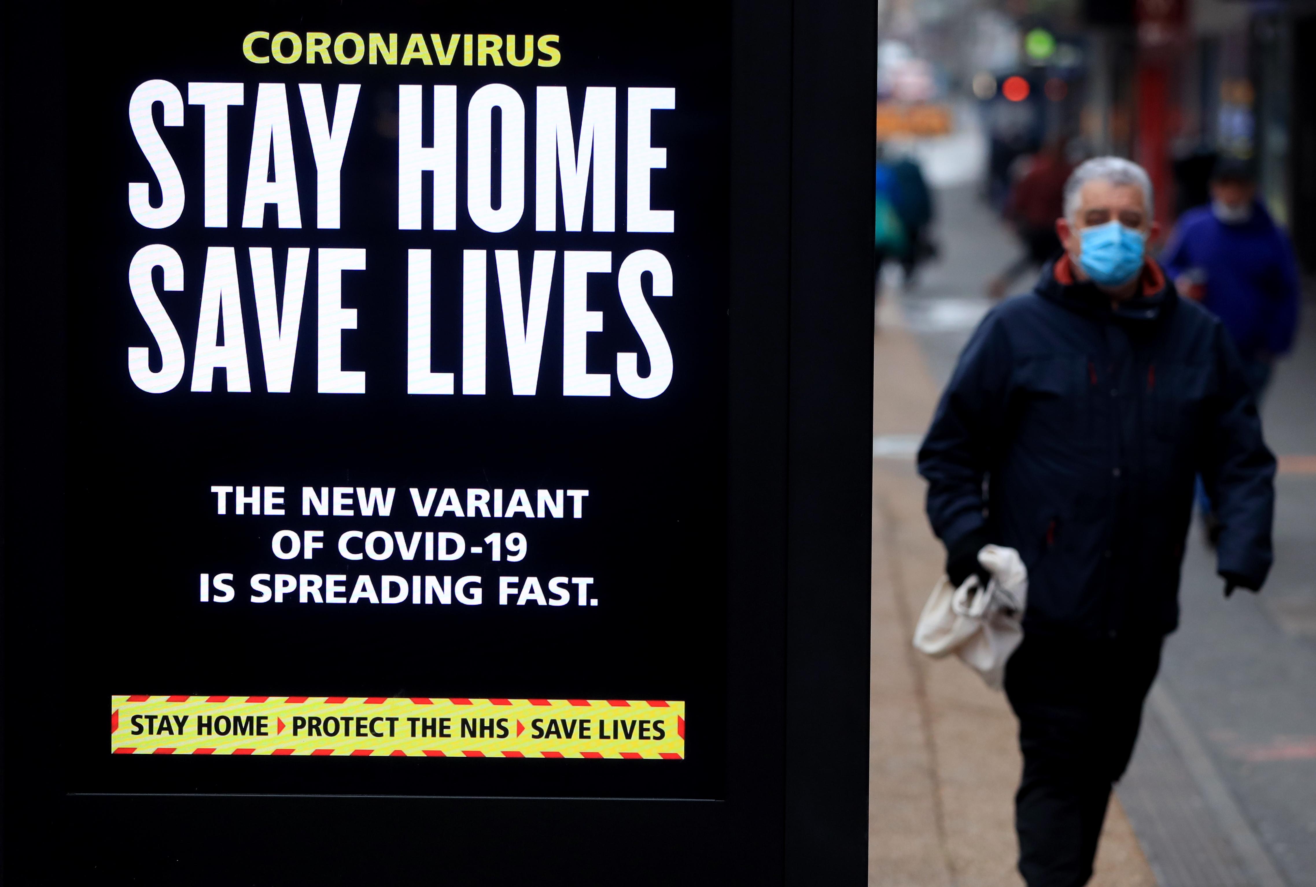 Coronavirus - viernes 15 de enero de 2021