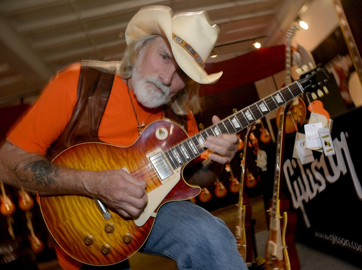 How to Play Like Dickey Betts of the Allman Brothers Band and Great Southern