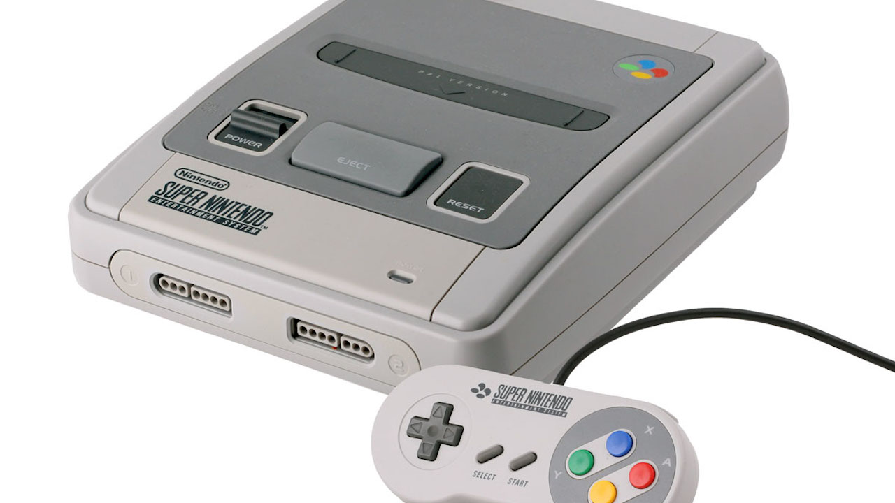 The Snes Is The Best Games Console Of All Time Ever Techradar