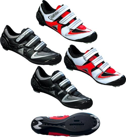 dhb r1 road cycling shoes