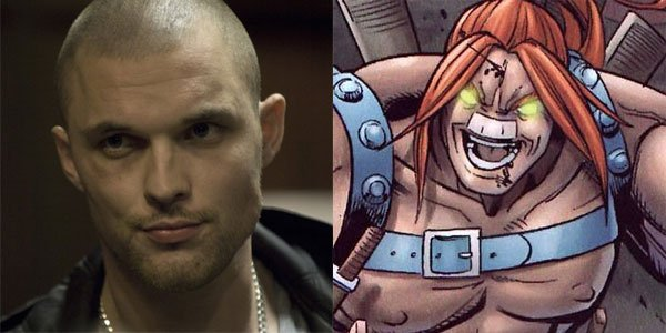 Ed Skrein T-Ray Deadpool