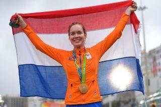 Anna van der Breggen Olympics Rio 2016