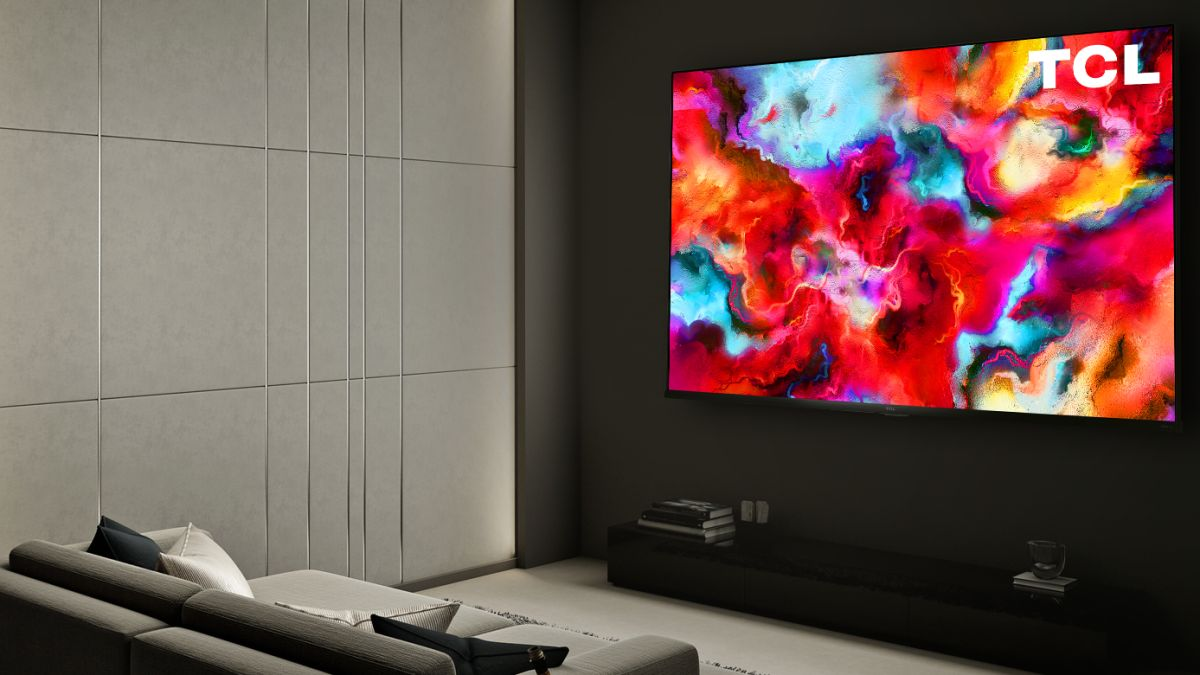 Watch out OLED, TCL's mini-LED 8-Series TVs are now available