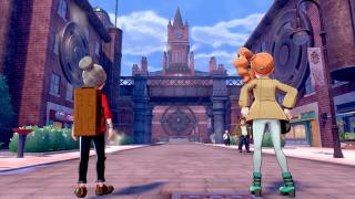 Pokemon Sword and Shield walkthrough